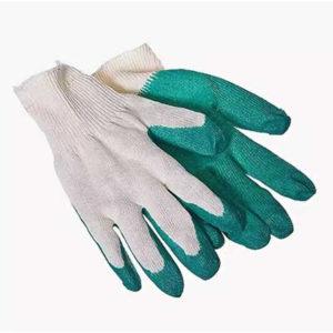 Перчатки хб c латексным покрытием