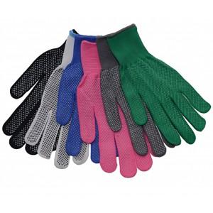 перчатки нейлоновые люкс с пвх нанесением
