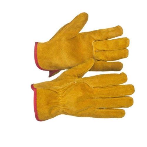перчатки цельноспилковые люкс