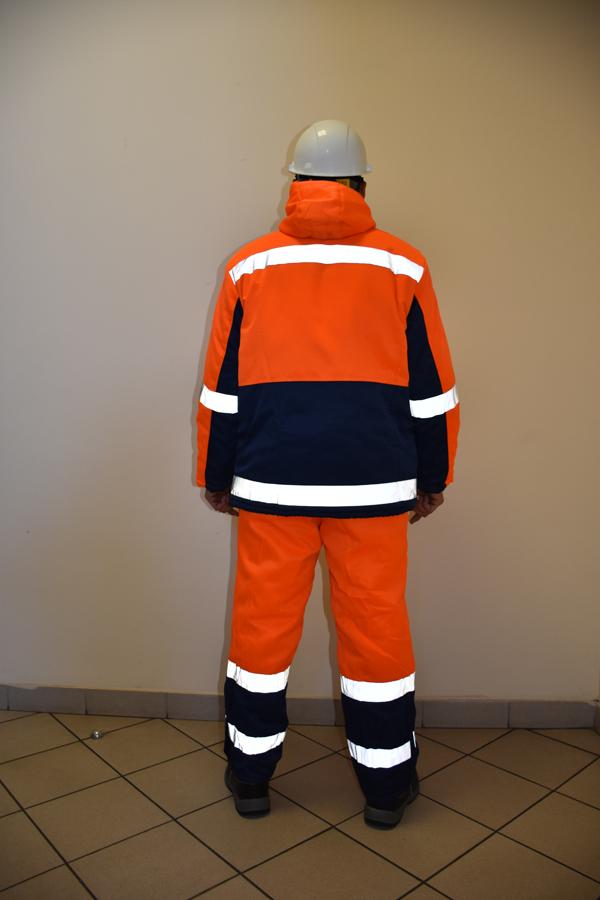 Костюм «Метеор СОП» оранжевый с синим