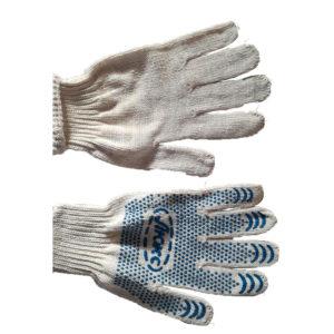 Перчатки хб 7 нитка с пвх нанесение