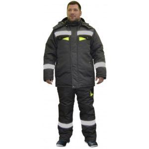 костюм рабочий зимний Корвет с СОП