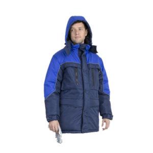 Куртка рабочая зимняя ВЕГА