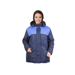 Куртка рабочая зимняя женская СНЕЖАННА