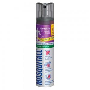 Средство Москитол Профессиональная защита от мошки и гнуса с ванилином